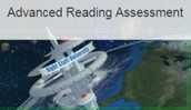 Measures critical areas of advanced reading
