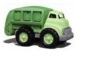 משאית מיחזור אקולוגית ירוקה מבית green toys