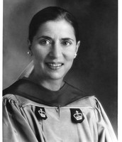 Ruth's graduation photo