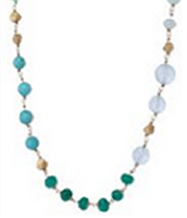 Aileen necklace Turquoise $20 was $59