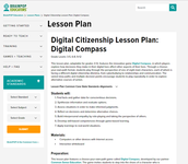 Brainpop Lesson Plan