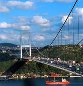הבוספורוס באיסטנבול