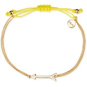 SOLD / Wishing Bracelet Arrow in Gold - $8