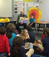 Thank you to Alex Chernykah for being our Mystery Reader!!