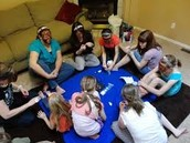 Bonding with Friends