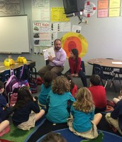 Thank you Reid Schermer for being our mystery reader!!