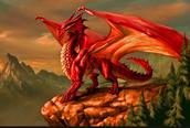 Cilff Dragon