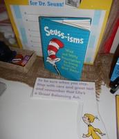 Dr. Seuss Writing Workshop