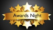 Awards Night - Wednesday, May 18th  Mandatory for all 2015-2016 choirs