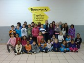Terrific Kids = Kindness and Caring