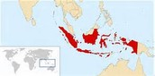 indonesia location