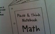 Pause and Think Notebook