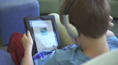 Attend a webinar to learn how audio books improve student comprehension and vocabulary