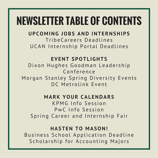 Industry Newsletter | Smore Newsletters for Education