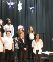 Fifth Grade Chorus and Strings