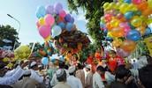 Festival in Pakistan