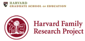 Cyber walk-through of Family Engagement Content on Harvard Family Research Project Site