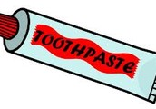 How many tooth paste were sold in the 2012
