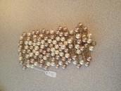 Gracie pearl bracelet