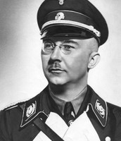 Picture of himmler during war