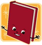 Library books, library books, library books…