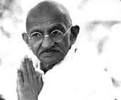 Image of Mahatma  Ghandi