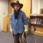 Harmony Cowboy!