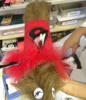 Red Raider Mole!