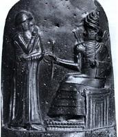 Hammurabi's Stone