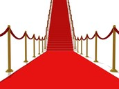 the red carpet!