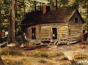 Negro Shack I, Sedalia, North Carolina,