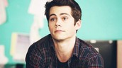 Dylan O'Brien and Ambrose