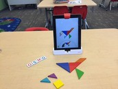 OSMO and the Tangram App