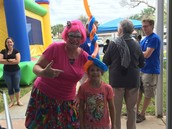 Fun and Fellowship for All Ages at the Block Party