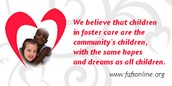 Foster Care Residents