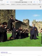 Quiddich Class