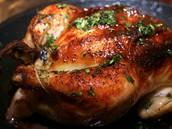 Un Poulet Rôti (Du poulet et des herbes)