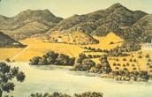 Sugar Plantation and Slave Settlement, St. John, Virgin Islands, 1833