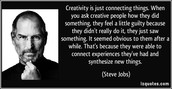 Is creativity obvious?