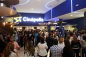 cinepolis metromall