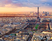 Paris' Skyline