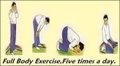 Prayer ritual