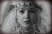 The Face of a Beautiful Bride