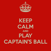 Captain's Ball!