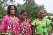 Vestimenta de Camerun
