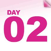 Day 2: Thursday December 3rd