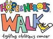 Hope & Heroes Walk