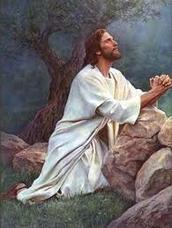 ¿Qué hacia Jesús mientras sabía lo que le iba a pasar?