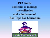 Help Needed with Box Tops