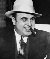 Al Capone  the mob boss gangster
